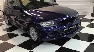 2010 60 bmw 1 series 118d 2 0 se 5dr manual diesel for sale