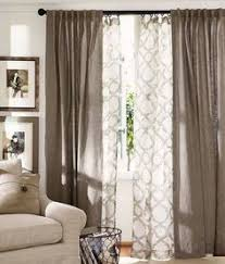 Curtains For Big Sliding Doors Design Fixation A Modern Take On Curtains For The Living Room