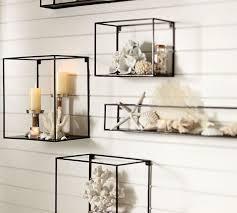 Metal Wall Shelving by Lr168 3 In 1 Modern Nordic Metal Wall Display Shelf