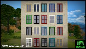 Sims 3 Awning Modern Window Awning Simista A Little Sims 4 Site Sims 4