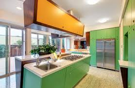 mid century modern kitchen cabinet colors the 5 elements of a mid century modern kitchen home