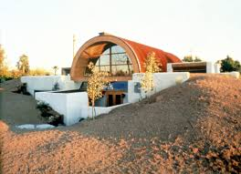 Bermed House Earth Shelter Houses Can Significantly Cut Heating And Air
