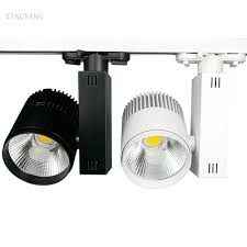 Track Light Pendant by Led Track Light 30w Cob Ceiling Rail Lights For Pendant Kitchen