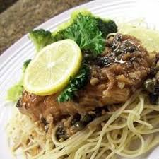 Chicken Piccata Cooking Light Chicken Piccata With Angel Hair Pasta Recipe Allrecipes Com
