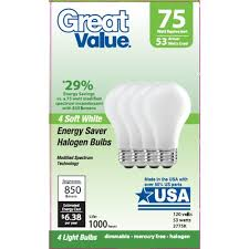 tcp 60w equivalent a19 non dimmable led light bulb soft white 6