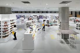paris apple store store archdaily