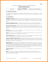 Resume For Medical Records 5 Medical Records Cover Letter New Hope Stream Wood