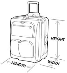 United Oversized Baggage Fees Delta Airlines Baggage