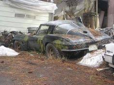 Barn Finds Cars Can You Identify This Swedish Barn Find Stories Namethatcar