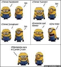 Memes Para Facebook En Espaã Ol - memes en espa祓ol comics adicci祿n a las redes sociales