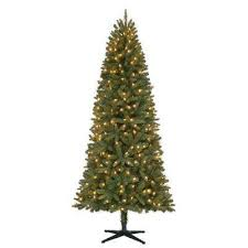 7 ft pre lit trees artificial trees the