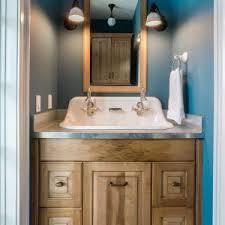 Vanity Powder Room Tampa Dry Sink Vanity Powder Room Traditional With Freestanding