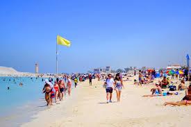 beautiful dubai jumeirah beach awesome view in hd youtube