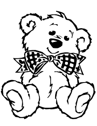 teddy bear coloring pages print az coloring pages bears