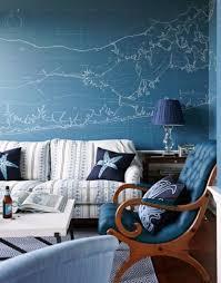 cottage living room with interior wallpaper u0026 hardwood floors