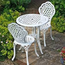Resin Bistro Chairs Antique White Metal Bistro Garden Table And Chairs Black Plastic