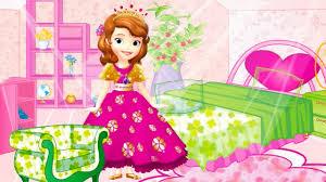 sofia the first sofia u0027s first bedroom decor disney movie