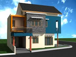 simple house design with second floor cheap price on home design