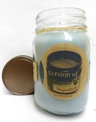 vicks vapor rub type 16oz country jar soy candle wholesale candles