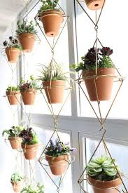 Easy Herbs To Grow Inside Diy Indoor Hanging Herb Garden Learn How To Make An Easy