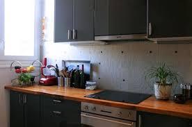 cuisine gris souris couleur gris perle cuisine deco peinture cuisine tendance