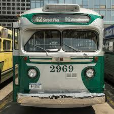 vintage fleet new york transit museum