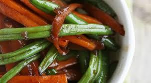 cuisiner les l馮umes autrement les haricots verts dégustés autrement dzeriet en cuisine