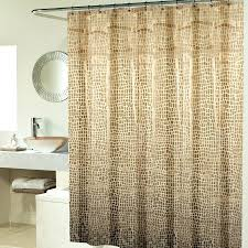 Green And Brown Shower Curtains Brown Shower Curtains Blue Green Curtain Pink And Walmart