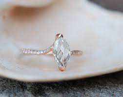 unconventional engagement rings unconventional ring etsy