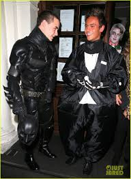 best batman halloween costume celeb u0027s 2012 halloween costumes 1