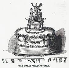 wedding cake history two nerdy history s wedding cake