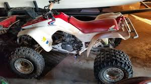 1986 honda cr250 motorcycles for sale