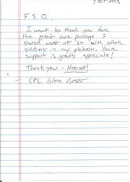 Thank You Letter Veterans soldiers speak forgotten soldiers outreach non profit shipping