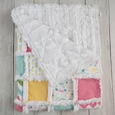 Bedding Crib Set by Tropical Crib Set For Baby Girl Pineapple Nursery Bedding