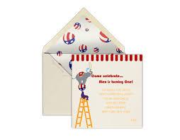paperless post 1st birthday invitation inhabitots