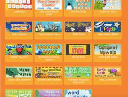 education website abcya hello healthy