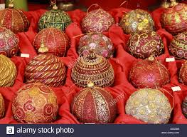 handicraft baubles for sale stock photo royalty free