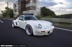 stanced porsche 911 widebody enter the u002770s rwb u0027s latest creation speedhunters