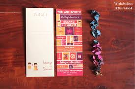 ezwed wedabulous wedding invitations invitation cards in chennai