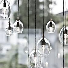 custom blown glass pendant lights lovely blown glass pendant lighting clear with lights decor 9 in