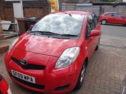 toyota yaris 1 4 diesel manual quick sale in leytonstone london