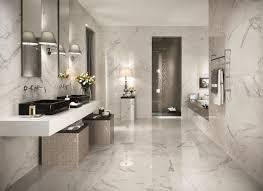 Contemporary Tile Bathroom - porcelain marble tile bathroom contemporary with tiles handshower