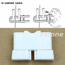 pack of 1 child safety cabinet latches for baby safe closet