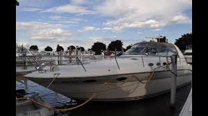 1995 sea ray 370 sundancer sold youtube