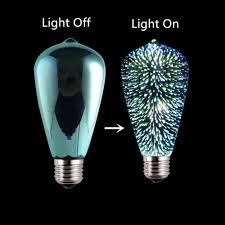 Illumin8 Led by Blue Decorative Light Bulbs Wanker For