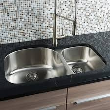 hahn stainless steel sink hahn ss0 classic chef series extra large double bowl stainless steel