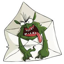pixwords the image with envelope monster letter dedmazay