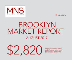 Average Apartment Rent By Zip Code Brooklyn Rental Market Report Mns Is Real Impact Real Estate