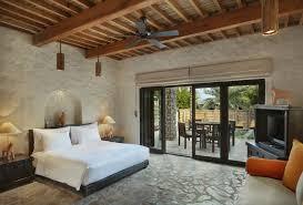 floor master bedroom oman villas suites in oman six senses zighy bay