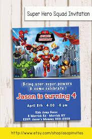 avengers invites superheroes superhero birthday party avengers super hero